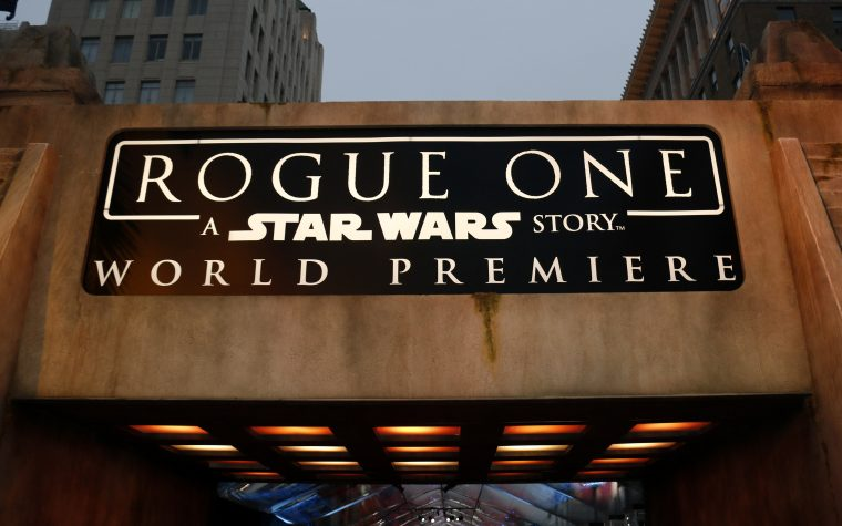 Friedreich's Ataxia Fundraiser Features 'Rogue One: A Star Wars Story' Premiere