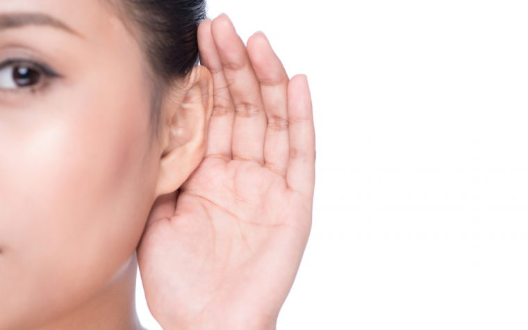 hearing difficulties and SCA